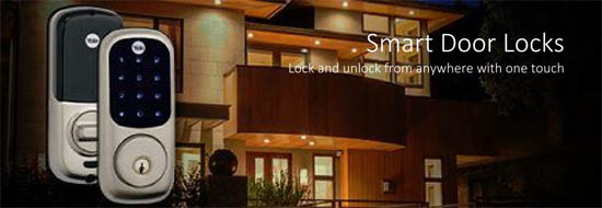 Control4 Smart Door Locks