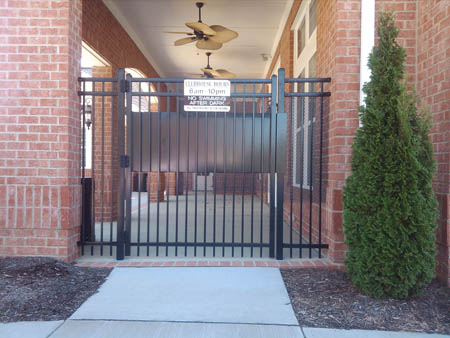 Pool Gate Access Control For Communities And Homeowners